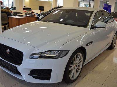 gebraucht Jaguar XF 20d R-Sport Aut. Limousine