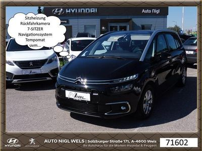 brugt Citroën Grand C4 Picasso C4 Picasso BlueHDI 120 S&S 6-Gang Feel Ed... Kombi / Family Van,