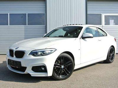 gebraucht BMW 220 d Coupe M-Sport * XENON * NAVI * PDC*