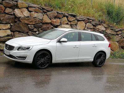 gebraucht Volvo V60 D4 Kombi / Family Van