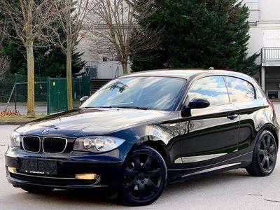 gebraucht BMW 118 1er-Reihe d Österreich-Paket ** Neu Überprüft ** Top Fahrzeug ** Klein-/ Kompaktwagen