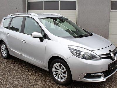 gebraucht Renault Grand Scénic dCi 110 EDC Limited *7-SITZER*