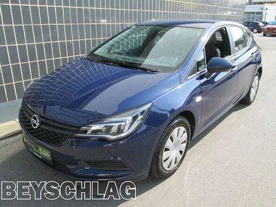 gebraucht Opel Astra 1.4 CoolSound Klimaanlage Radio Bluetooth
