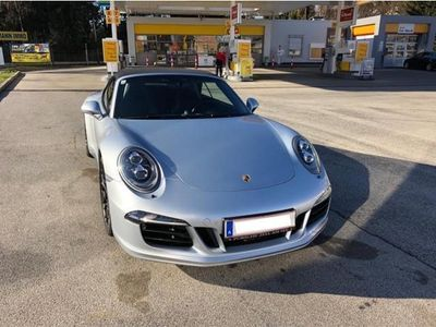 used Porsche 911 Carrera GTS Urmodell Cabrio DSG