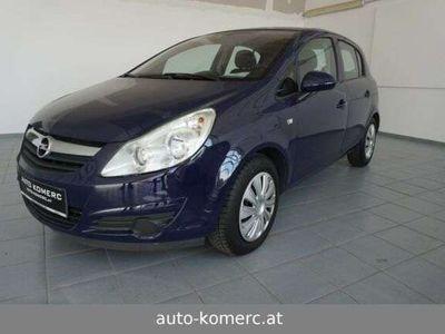 gebraucht Opel Corsa 1.2 Twinport Edition