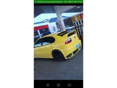 gebraucht Seat Leon 1,9 Top Sport TDI PD