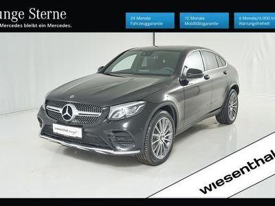 gebraucht Mercedes GLC300 4MATIC Coupé