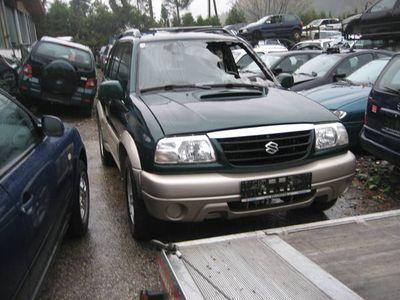 gebraucht Suzuki Vitara KANN AUCH IN TEILEN ERWORBEN WERDEN