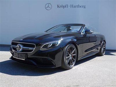 gebraucht Mercedes S63 AMG Mercedes-AMG4MATIC Cabriolet