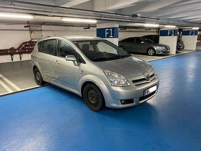 gebraucht Toyota Corolla Verso Verso7 sitzer 2.0d d4d Kombi / Family Van
