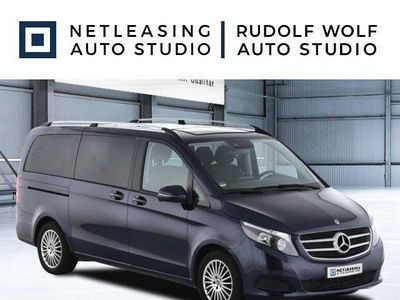 brugt Mercedes V220 V-Klassed Lang Edition+Sportp+Nav+RFK+AH... Kombi / Family Van,