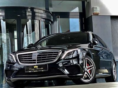 gebraucht Mercedes S63 AMG AMG V8 BI-TURBO 4MATIC 585PS * LANGVERSION * #1.BESITZ