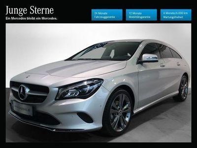 gebraucht Mercedes CLA200 D SH.-BRAKE