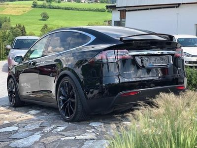 gebraucht Tesla Model X P100D (mit Batterie)