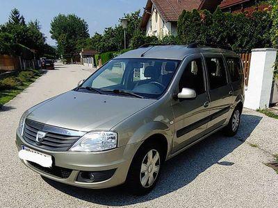 gebraucht Dacia Logan MCV dci 85 Laureante Kombi / Family Van