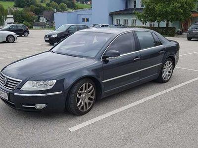 gebraucht VW Phaeton 3 v6 TDI Allrad ( wenig km !!!!!) Limousine