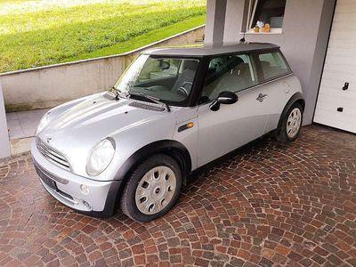 gebraucht Mini Coupé One R50 Klein-/ Kompaktwagen