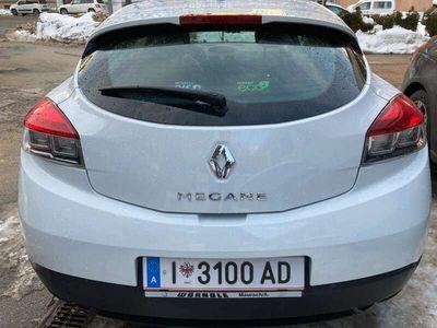 gebraucht Renault Mégane Coupé Coupé Dynamique 1,6 16V 110 Hi-Flex