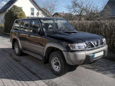 gebraucht Nissan Patrol GR Wagon 2,8 TDi S