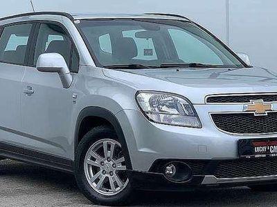 gebraucht Chevrolet Orlando 2,0 LT DPF|7-Sitzer|Guter Zustand|