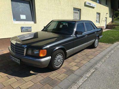 gebraucht Mercedes S300 SD Limousine