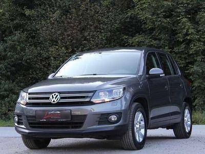 gebraucht VW Tiguan 2,0 TDI BMT Autom. ALLRAD Trend *TOP* Pickerl NEU