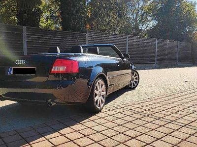 gebraucht Audi A4 Cabriolet Cabrio 1,8 T S-Line / Roadster