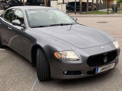 gebraucht Maserati Quattroporte S 4,7