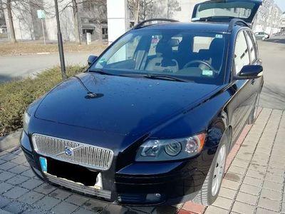 gebraucht Volvo V50 2.4 Kinetic Kombi / Family Van