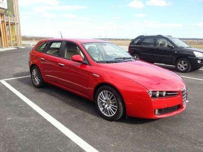 gebraucht Alfa Romeo 159 Alfa SW 1,9 JTDM 16V Distinctive