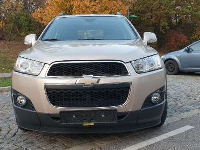 gebraucht Chevrolet Captiva LT 2,2 2WD