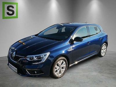 gebraucht Renault Mégane Limited Blue dCi 115 Limousine