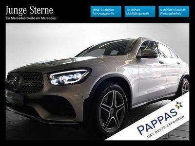 gebraucht Mercedes GLC300 d Coupé 4MATIC Aut. *AMG-Line*Distroni...