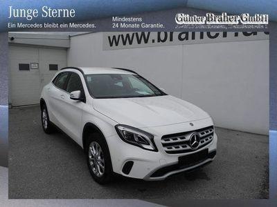 gebraucht Mercedes GLA180 d Off-Roader