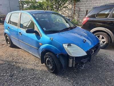 gebraucht Ford Fiesta Ambiente 1,4 TDCi Klein-/ Kompaktwagen,
