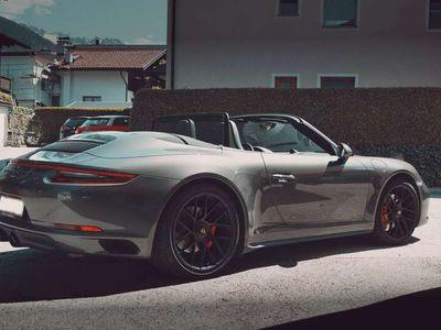 gebraucht Porsche 911 Carrera 4 Cabriolet 991 GTS II