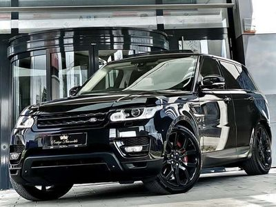 gebraucht Land Rover Range Rover Sport 5,0 S/C HSE Dynamik plus-Sportpaket 510PS#ALLBLACK
