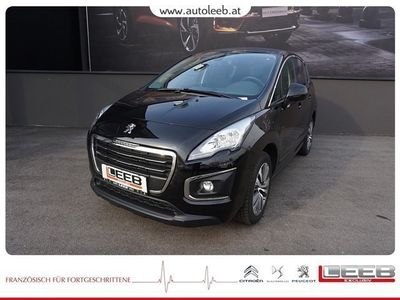 used Peugeot 3008 1,6 BlueHDi 120 S&S Active EAT6 mit Navi!! S&S Active