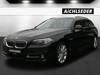 gebraucht BMW 530 d xDrive Touring AT Ö-Paket Luxury/AHK