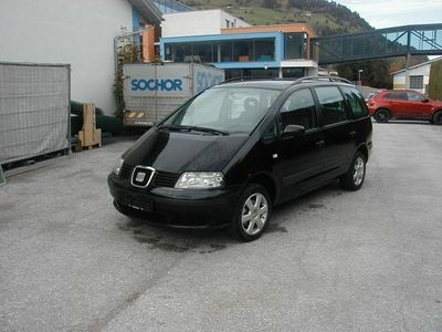 gebraucht Seat Alhambra //Signo 1,9 TDI PD/klimaautom/motor/getriebe ok.//