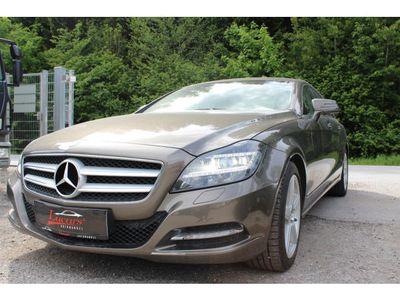 gebraucht Mercedes CLS350 CLS-KlasseCDI BlueEfficiency Aut. DPF Sportwagen / Coupé,