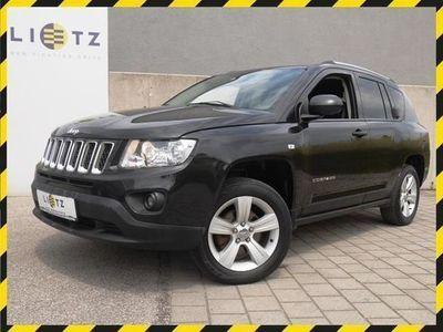 gebraucht Jeep Compass 2,2 CRD Sport 4WD SUV / Geländewagen