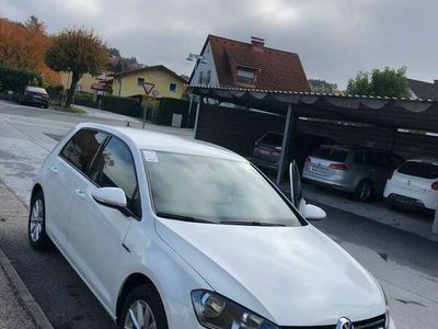 gebraucht VW Golf Lounge 1,6 BMT TDI DSG