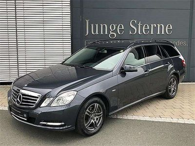 gebraucht Mercedes E200 E-KlasseAvantgarde CDI Aut. Kombi / Family Van