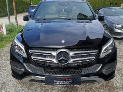 gebraucht Mercedes GLE350 d 4Matic Aut.