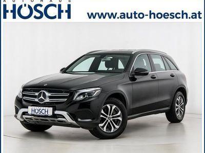 gebraucht Mercedes 220 GLC4Matic AMG Line Aut. LP:62.035.-/mtl.266.-*