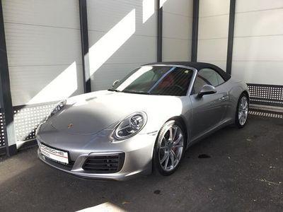 gebraucht Porsche 911 Carrera S Cabriolet II (991)