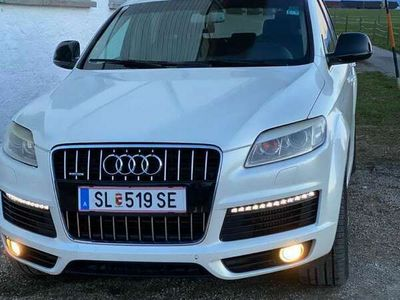 gebraucht Audi Q7 3,0 TDI V6 quattro Facelift Umbau