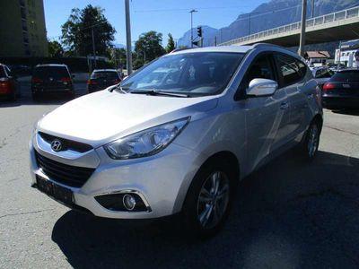 gebraucht Hyundai ix35 1,7 CRDi UpGrade NAVI