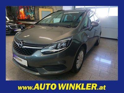 gebraucht Opel Zafira 1,6 CDTI Businesspaket/NAVI
